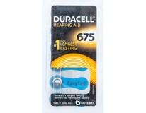 Baterie Duracell Hearing Aid 675 6ks