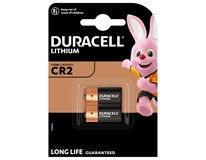 Baterie Duracell Ultra DL CR2 B2 2ks