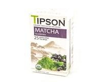 Tipson Matcha Borůvka čaj 25x1,5g