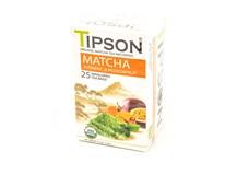 Tipson Matcha kur./pf čaj 25x1,5g