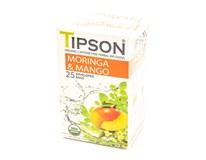 Tipson Moringa BIO mango čaj 25x1,5g