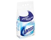 Lanza Fresh&Clean Prášek na praní na bílé prádlo (90 praní) 1x6,3kg
