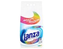 Lanza Fresh&Clean Prášek na praní na barevné prádlo (90 praní) 1x6,3kg