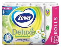 Zewa de luxe Camomile comfort toaletní papír 3vrstvý 1x24ks