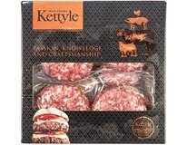 Hamburger hovězí 10% Dry Aged mraž. 8x150g