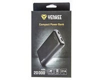 Power banka Yenkee YPB2010 20000 1ks