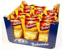 Bohemia Vroubkované hořčice chipsy 15x65g