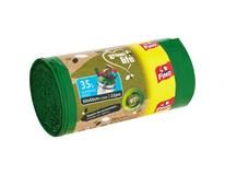 Pytle do odpadkového koše Fino green life easypack 35L 22ks