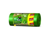 Pytle do odpadkového koše Fino Green life easypack 60L 18ks