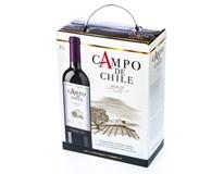 Campo De Chille Merlot víno červené 4x3L BiB
