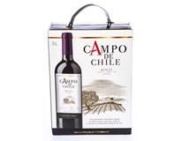 Campo De Chille Merlot víno červené 1x3L BiB