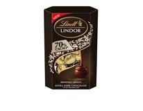 Lindt Lindor Dark 70% čokoláda 1x200g