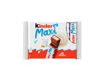Kinder Chocolate Maxi 6x21g