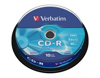 CD-R Verbatim Extra Protection 10ks 1bal.