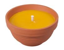 Svíčka Citronella s 1 knotem 6h hoření 1ks