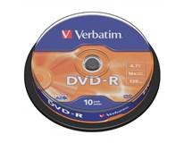 DVD-R Verbatim 10ks 1bal.