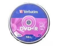 DVD+R Verbatim 10ks 1bal.