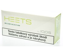 HEETS Willow Selection Mint Slim V for IQOS 10ks