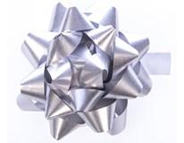 Rozeta Flexio 6,5cm stříbrná 1ks