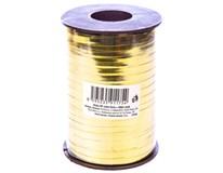 Stuha cívka 5mmx500m zlatá 1ks