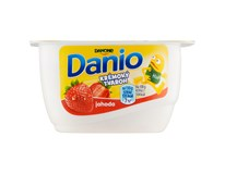 Danone Danio Krémový tvaroh jahoda chlaz. 4x130g