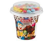 Danone Kostíci Klauníci jogurt čokoládový chlaz. 10x109g