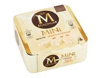 Magnum zmrzlina Mini White&Almond White vanilková mraž. 6x55ml