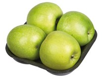 Jablka Granny Smith 75+ I. AT čerstvá 1x4ks