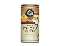 Mr. Brown Ethiopia Coffee Premium Ledová káva 6x240ml plech