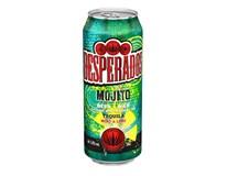 Desperados Mojito pivo 4x500ml