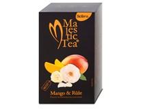Biogena Majestic Tea mango-růže aromatizovaný čaj porce 1x50g (20x2,5g)
