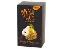 Biogena Majestic Tea hruška-yerba matte aromatizovaný čaj porce 1x50g (20x2,5g)