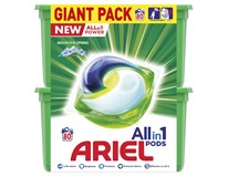 Ariel All in 1 Regular Mountain Spring Tablety na praní 1x80ks