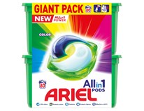 Ariel All in 1 Color Tablety na praní 1x80ks