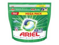 Ariel All in 1 Pods Mountain Spring Tablety na praní 1x70ks