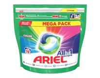 Ariel All in 1 Pods Color Tablety na praní 1x70ks