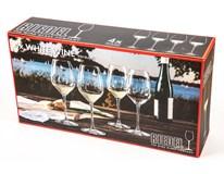 Sklenice na bílé víno 460ml 4ks