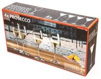 Sklenice Prosecco 460ml 4ks