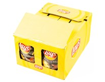 Lays Barbecue ribs chipsy 14x70g