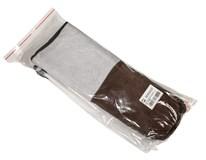 Rukavice kůže  250°C 45cm 1ks