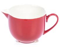 Mlékovka Ritzenhoff Breker doppio Red 180ml porcelán 1ks