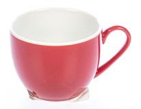 Šálek Ritzenhoff Breker doppio Red 80ml porcelán 1ks