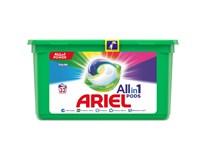 Ariel All in 1 Color Gelové tablety na praní 1x33ks