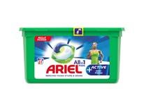 Ariel Active Odor Defense All in 1 Gelové kapsle na praní 1x31ks