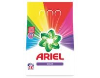Ariel AquaPuder Color Prací prášek (18 praní) 1x1,35kg