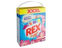 Rex Color Japanese Malaysian Orchid & Sandalwood Prášek na praní (63 praní) 1x4,095kg box