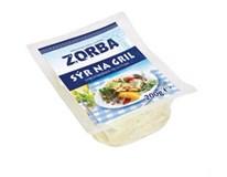 Zorba sýr na gril chlaz. 1x200g