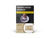 Lucky Strike Amber king size 20ks tvrdé bal. 10krab. kolek Z KC 113Kč VO cena