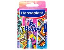 Hansaplast Náplast Le be Happy 1x16ks