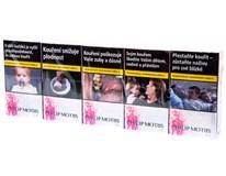 Philip Morris Pink 100 SSL dlouhé 20ks tvrdé bal. 10krab. kolek Z KC 103Kč VO cena